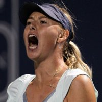 Sharapova will try to out-scream Azarenka in today's final!.....watch on ESPN and turn the volume down!